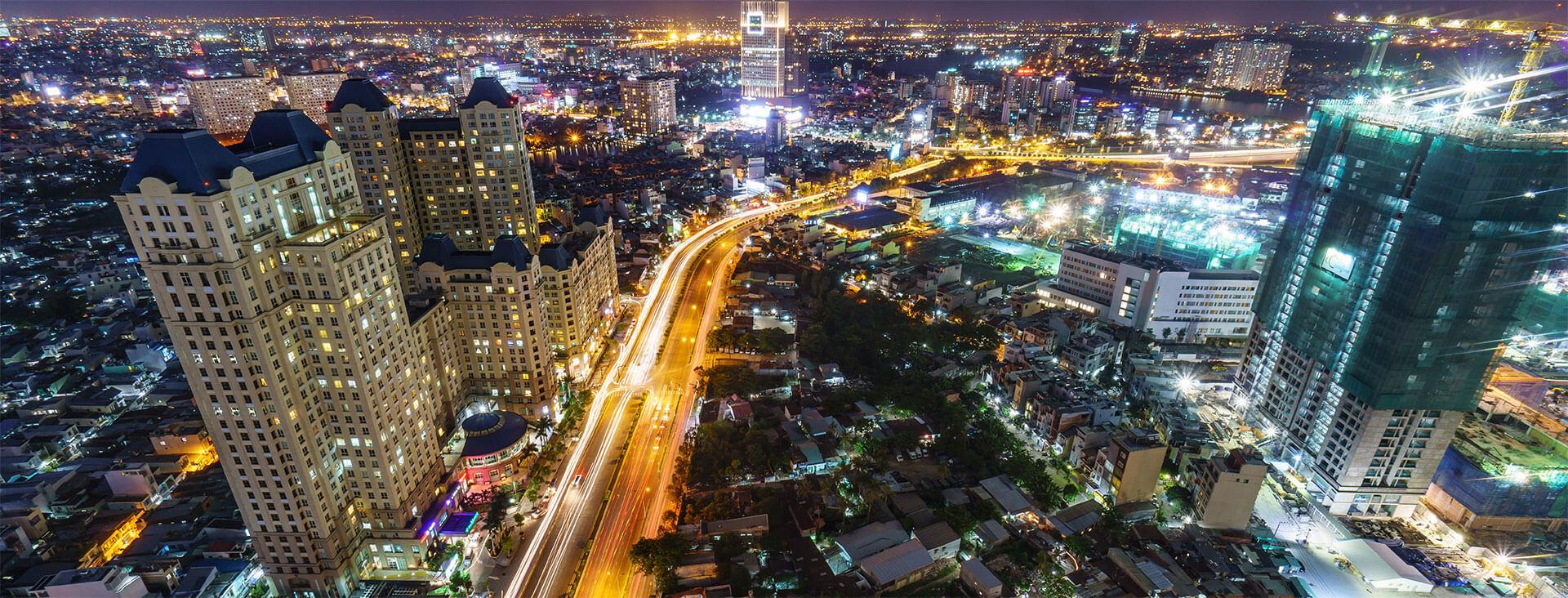 Đầu tư nước ngoài vào Việt Nam FDI