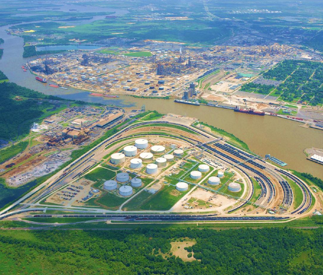 Jefferson Terminal: Dự án EB-5 hạ tầng dầu khí thỏa điều kiện TEA theo luật mới