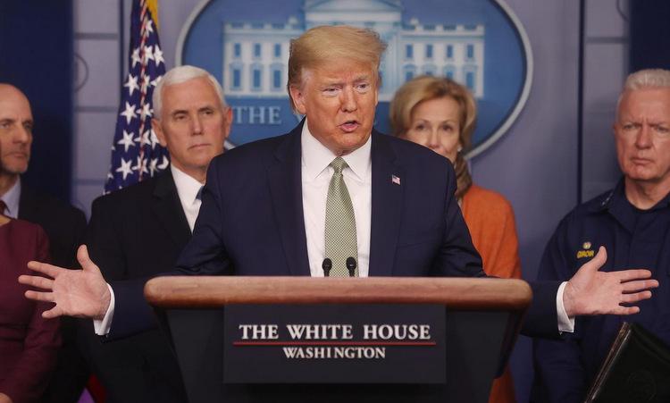VnExpress – Trump đề xuất gửi 1.000 USD cho mỗi người Mỹ