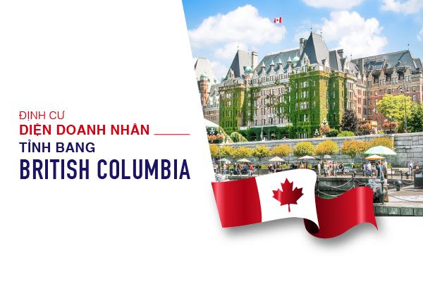 Định cư diện doanh nhân <br>tỉnh bang<br> British Columbia (BC)
