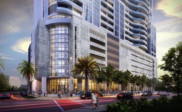 11 suất đầu tư EB-5 vào dự án Hyatt tại trung tâm thành phố Fort Lauderdale, Miami