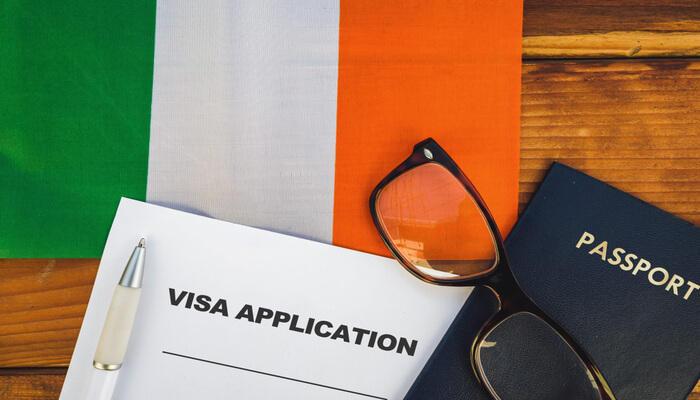quốc tịch Ireland