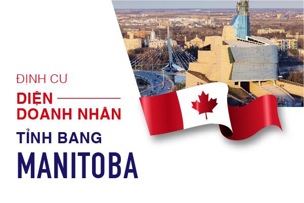 Định cư diện doanh nhân <br>tỉnh bang <br>Manitoba
