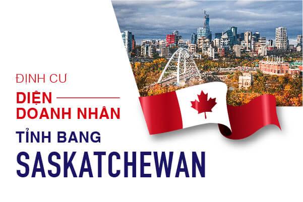 Định cư diện doanh nhân <br>tỉnh bang<br>Saskatchewan
