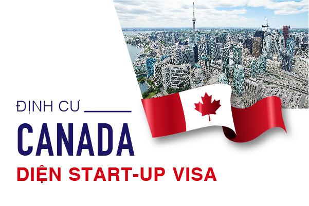 Định cư Canada <br>diện<br>Start-Up