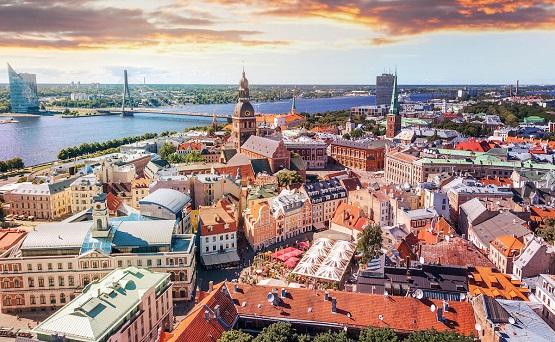 Tại sao chọn Latvia