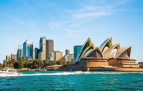 Tại sao chọn Úc