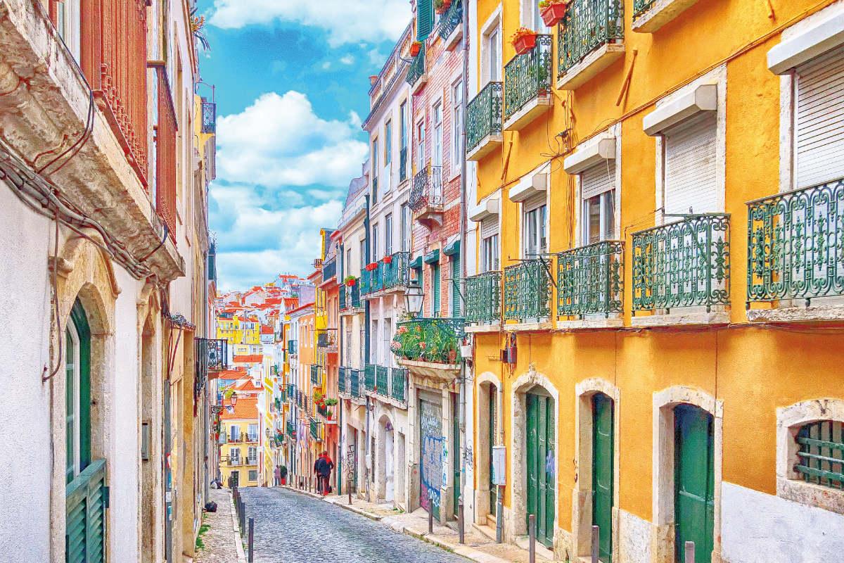 Bồ Đào Nha là quốc gia an toàn thứ 3 trên thế giới