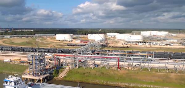 Video – Jefferson Terminal – Đầu tư vào cảng dầu khí Mỹ diện EB5 an toàn thẻ xanh cho cả gia đình
