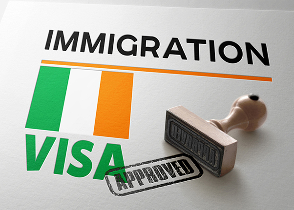 đầu tư lấy quyền cư trú Ireland