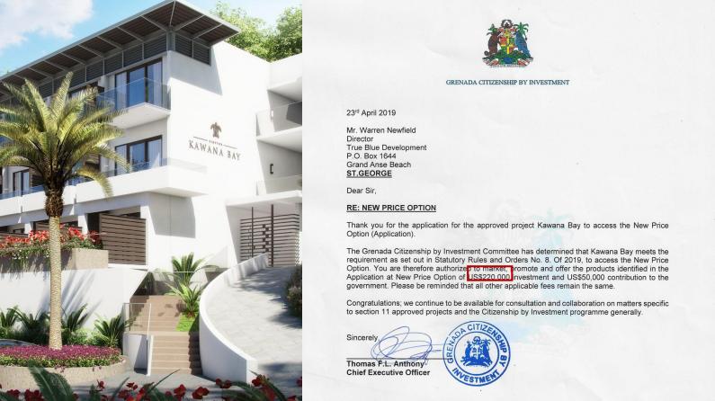 quốc tịch Grenada