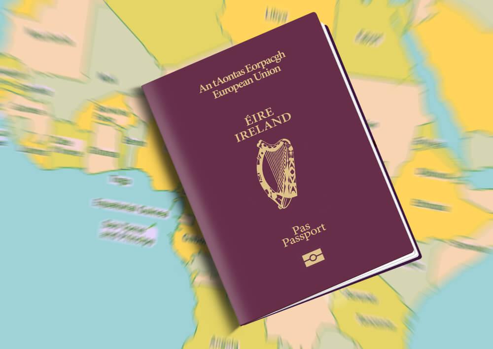 quyền cư trú dài hạn Ireland