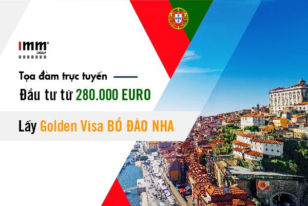 Đầu tư từ 280.000 Euro mua nhà tại Algarve lấy Golden Visa Bồ Đào Nha