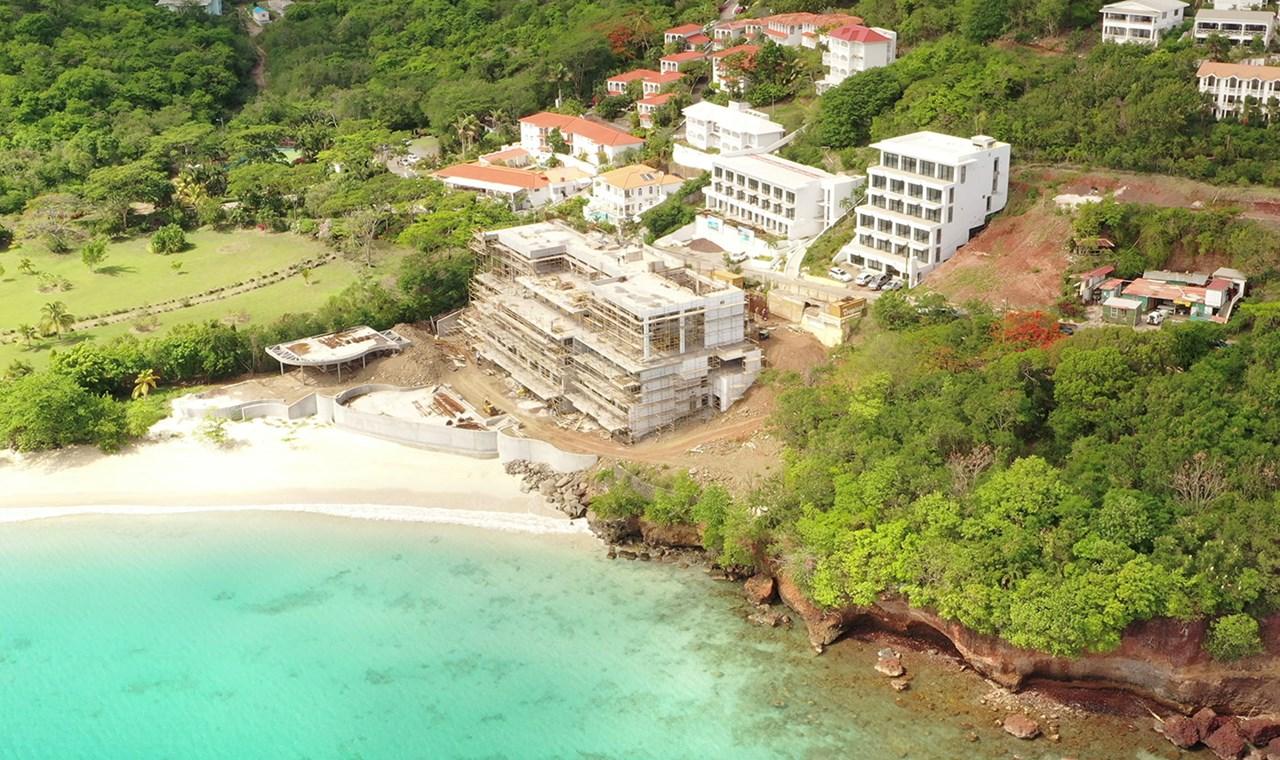 Cập nhật tiến độ dự án đầu tư lấy quốc tịch Grenada, Kimpton Kawana Bay