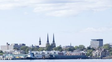Đảo Hoàng Tử Edward cấp lượng thư mời định cư Canada cao kỷ lục