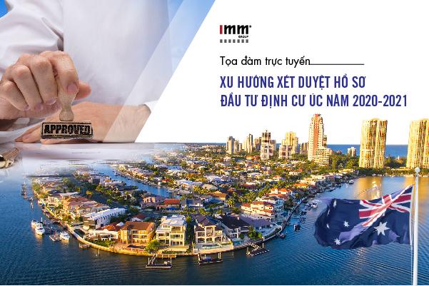 Cập nhật xu hướng xét duyệt hồ sơ đầu tư định cư Úc tháng 11 năm 2020