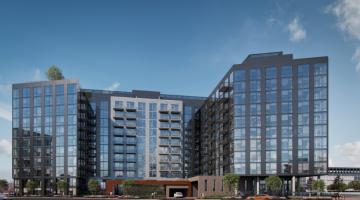 Chung cư phức hợp 1800 Half Street: Dự án EB-5 thỏa điều kiện TEA theo luật mới