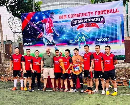 Video – IMM Community Football Championship 2020 – Giải đấu tình bạn xây dựng cộng đồng doanh nghiệp IMM