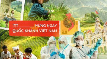 Mừng ngày Quốc khánh nước Việt Nam 02/09/2020