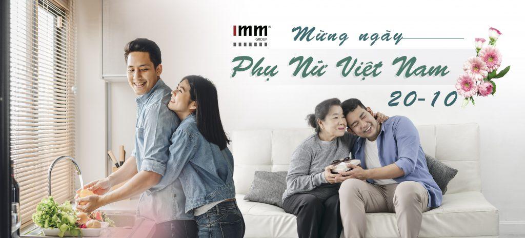 mừng ngày phụ nữ Việt Nam 20.10