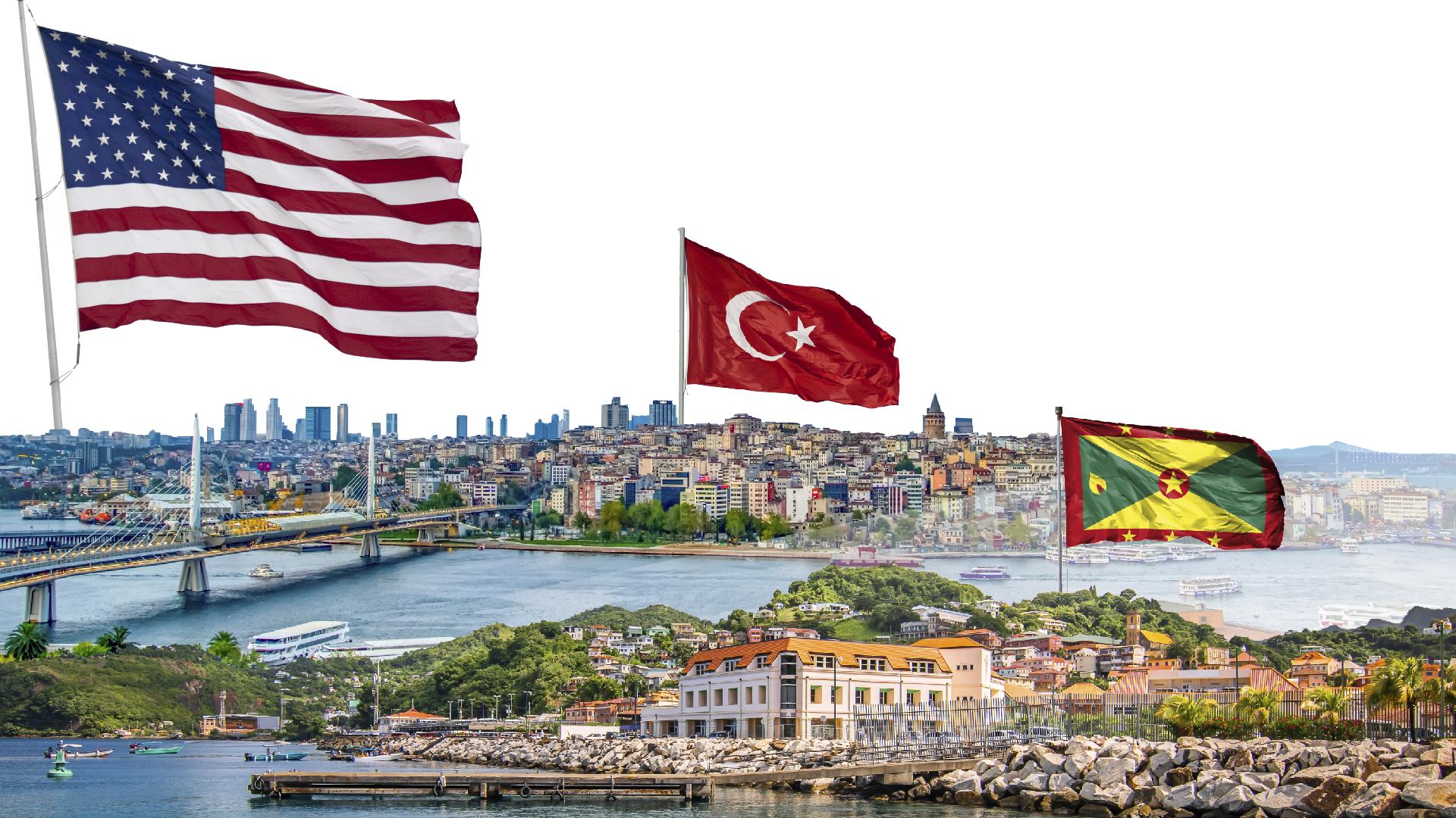 Grenada Turkey và con đường lấy Visa Mỹ E2