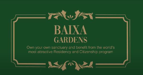 Video – Baixan Garden: Dự án khu căn hộ cao cấp ở trung tâm Porto, lấy Golden Visa Bồ Đào Nha