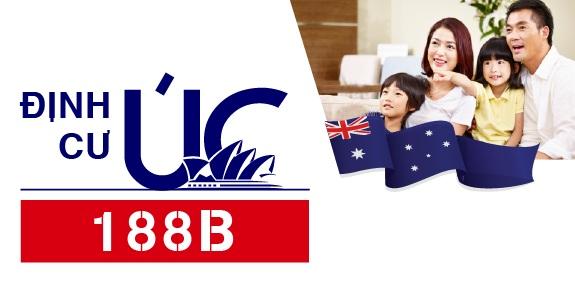 Visa Úc diện đầu tư <br>188B