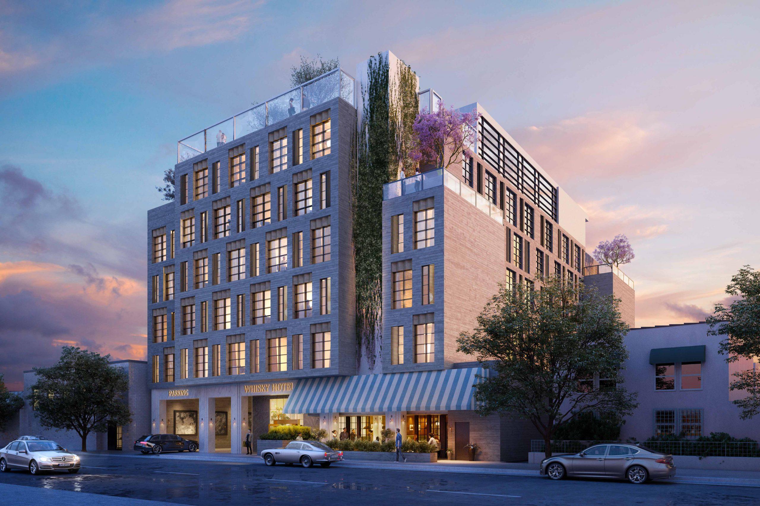 Whisky Hotel tại Hollywood: Dự án EB-5 thỏa điều kiện TEA