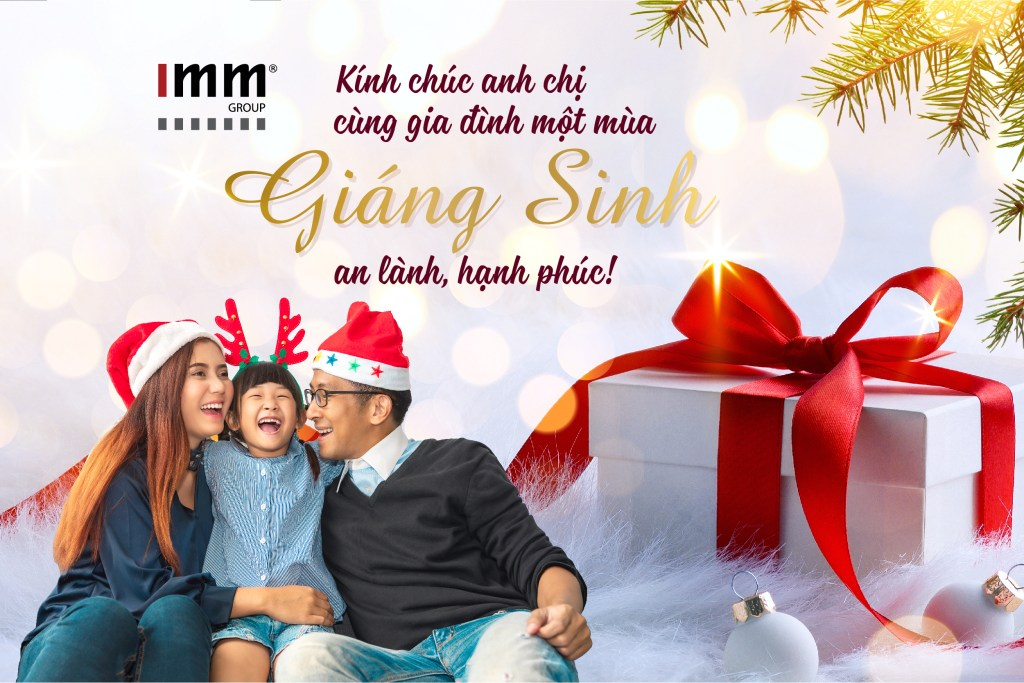 IMM Group mừng giáng sinh