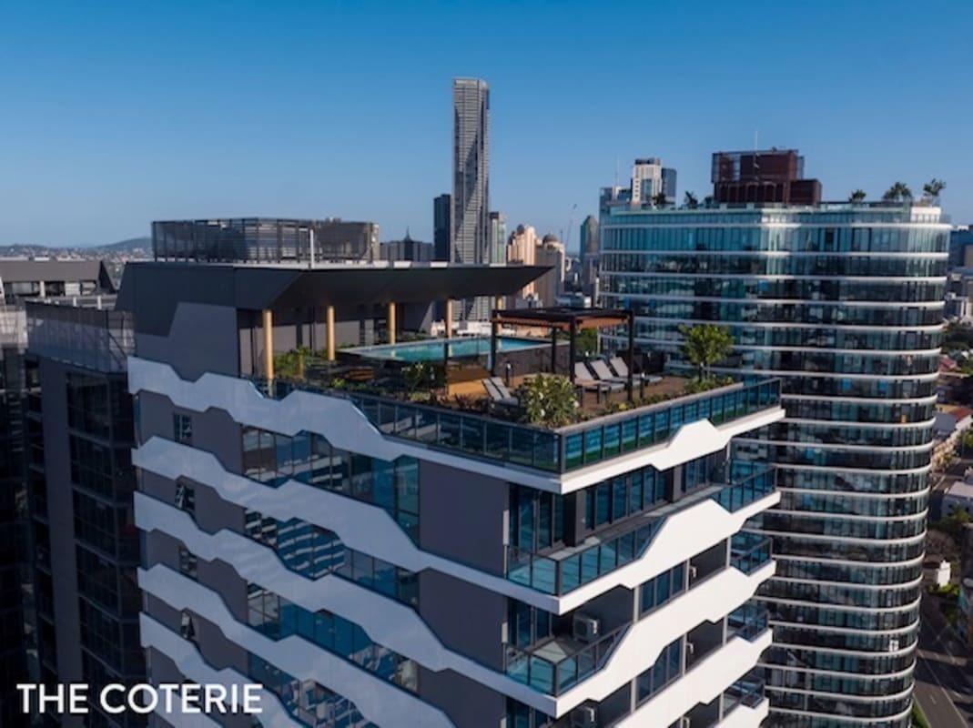 Video – Căn hộ cao cấp dự án Coterie, Brisbane, Úc