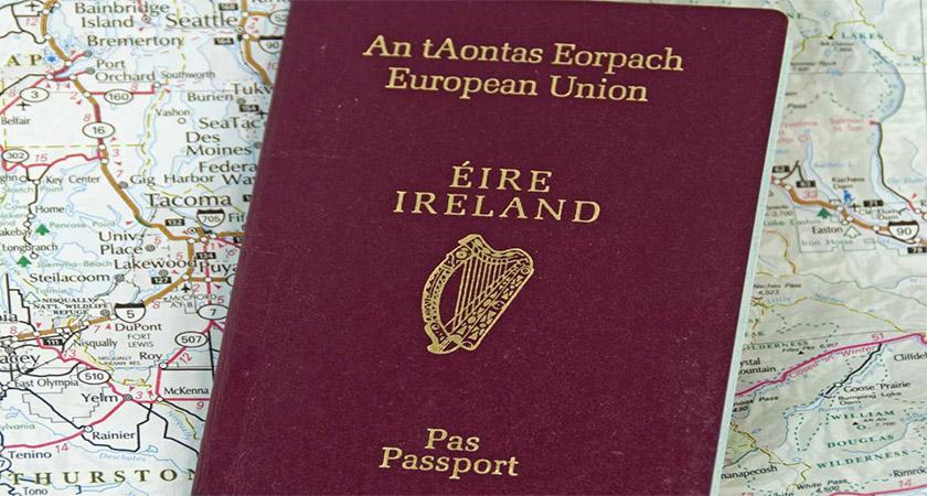 gia hạn giấy phép nhập cư Ireland