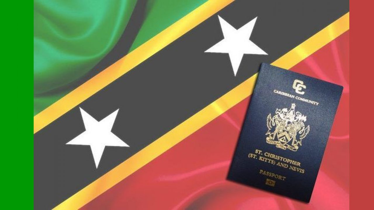 Đầu tư vào khách sạn 5 sao, lấy quốc tịch Saint Kitts & Nevis, tự do đi lại 156 nước