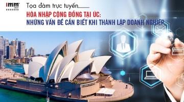 Vận hành doanh nghiệp Úc <br>khác gì so với Việt Nam?