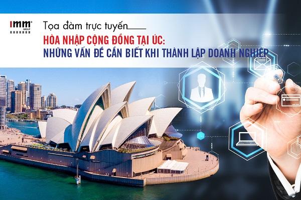 Vận hành doanh nghiệp Úc khác gì so với Việt Nam?