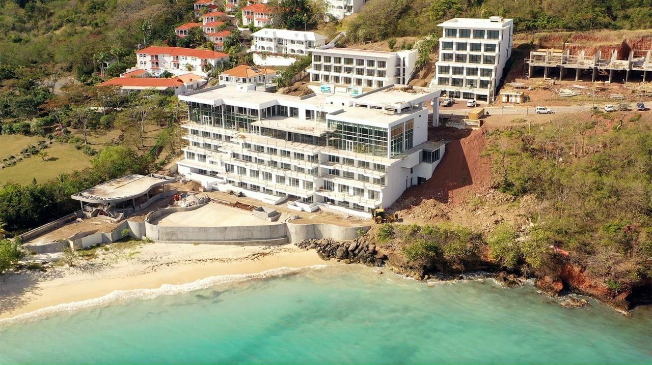 Cập nhật tiến độ dự án đầu tư lấy quốc tịch Grenada, Kimpton Kawana Bay tháng 03/2021