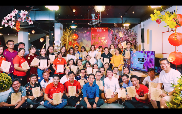 Video – Coming home for Tet – The Unforgettable Year End Party of IMM Group