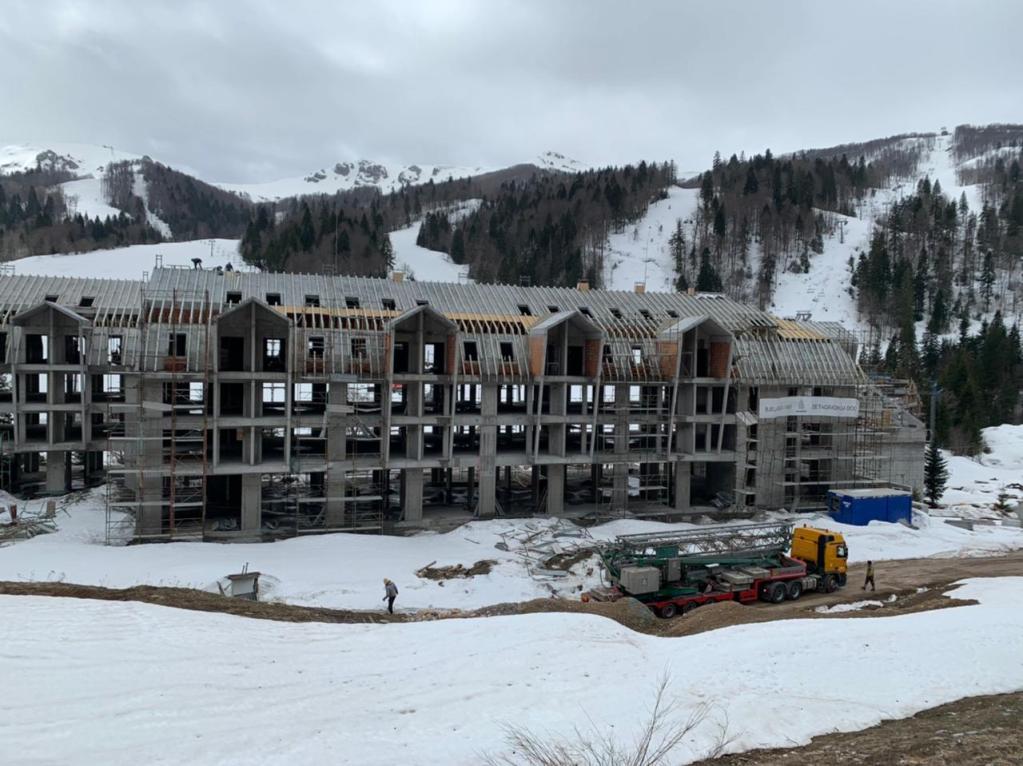 Dự án khách sạn núi tuyết Bjelasica