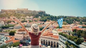 Hy Lạp mở cửa du lịch <br>Sẵn sàng đón nhận 17 triệu khách du lịch