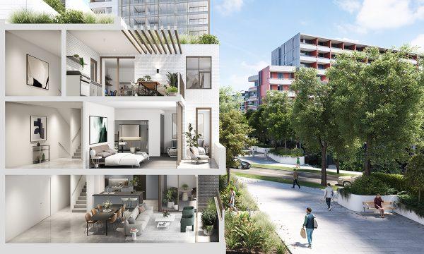 Dự án Allegra: Khu căn hộ đầy đủ tiện ích, giá hợp lý ở trung tâm Sydney