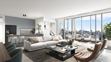 Dự án Allegra: Khu căn hộ view đẹp, đầy đủ tiện ích, giá hợp lý ở trung tâm Sydney
