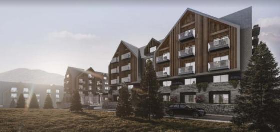 Dự án khách sạn 4 sao Breza, Kolasin