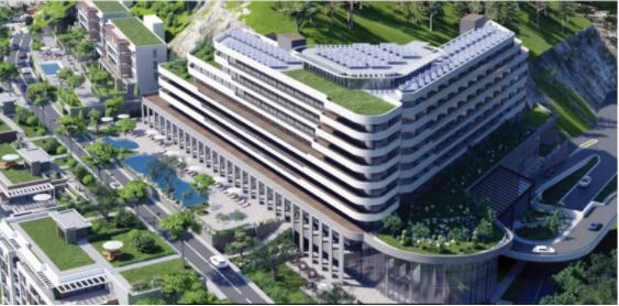 Dự án resort 5 sao Amma, Canj