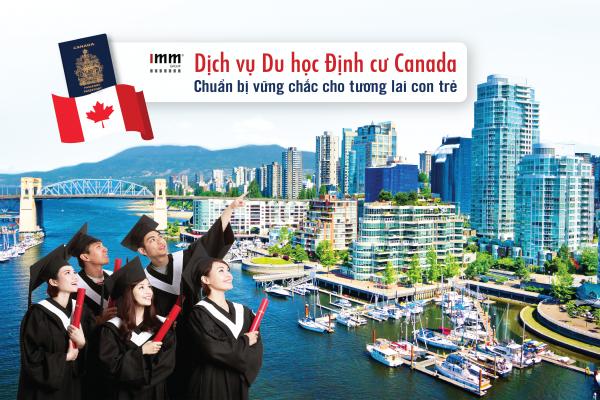 Dịch vụ Du học Định cư Canada Chuẩn bị vững chắc cho tương lai con trẻ
