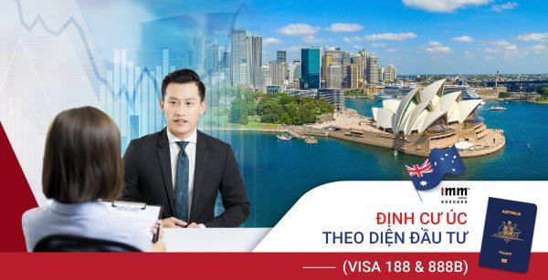 Định cư Úc theo diện Đầu tư (Visa 188B & Visa 888B) Áp dụng từ ngày 01/07/2021