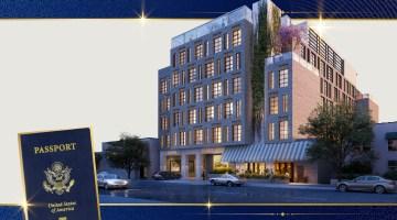 Video – Cập nhật tiến độ dự án Khách sạn Whisky Hotel tại Hollywood tháng 08/2021. Dự án lấy thẻ xanh EB-5 mức đầu tư 500.000 USD