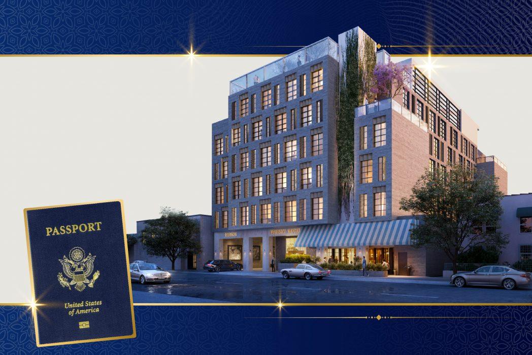 Video cập nhật dự án Whisky Hotel tại Hollywood. Cơ hội đầu tư lấy thẻ xanh Mỹ cho cả gia đình