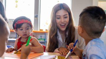 VnExpress – Cô gái Việt mở nhà trẻ tại Mỹ
