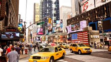 9 điều khác biệt giữa New York và Thành phố Hồ Chí Minh
