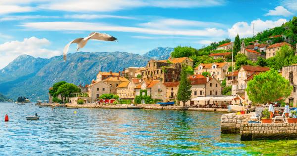 8 lý do nên ít nhất một lần trong đời đặt chân đến Montenegro
