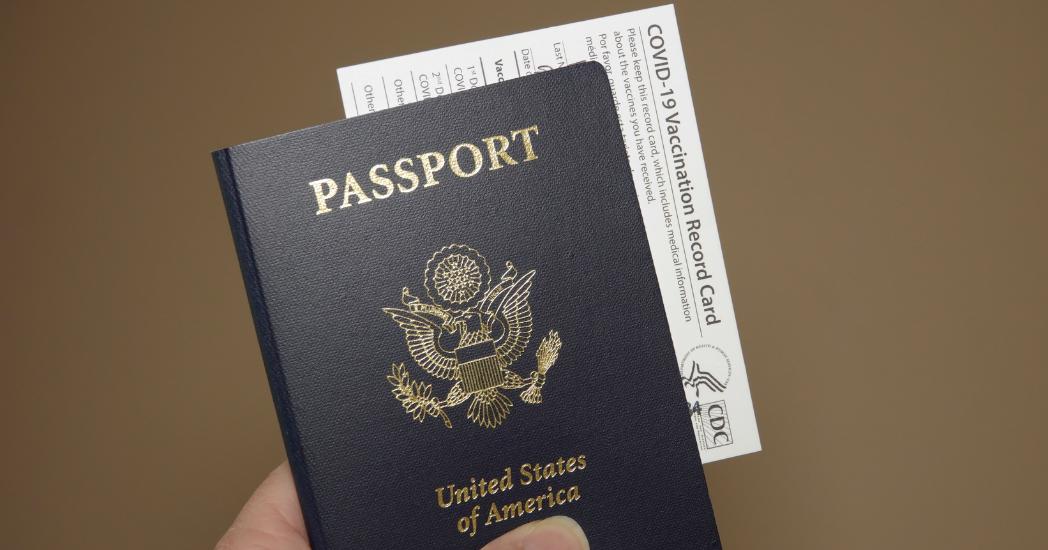 Du khách quốc tế đã tiêm đủ liều ngừa Covid-19 được phép nhập cảnh Mỹ
